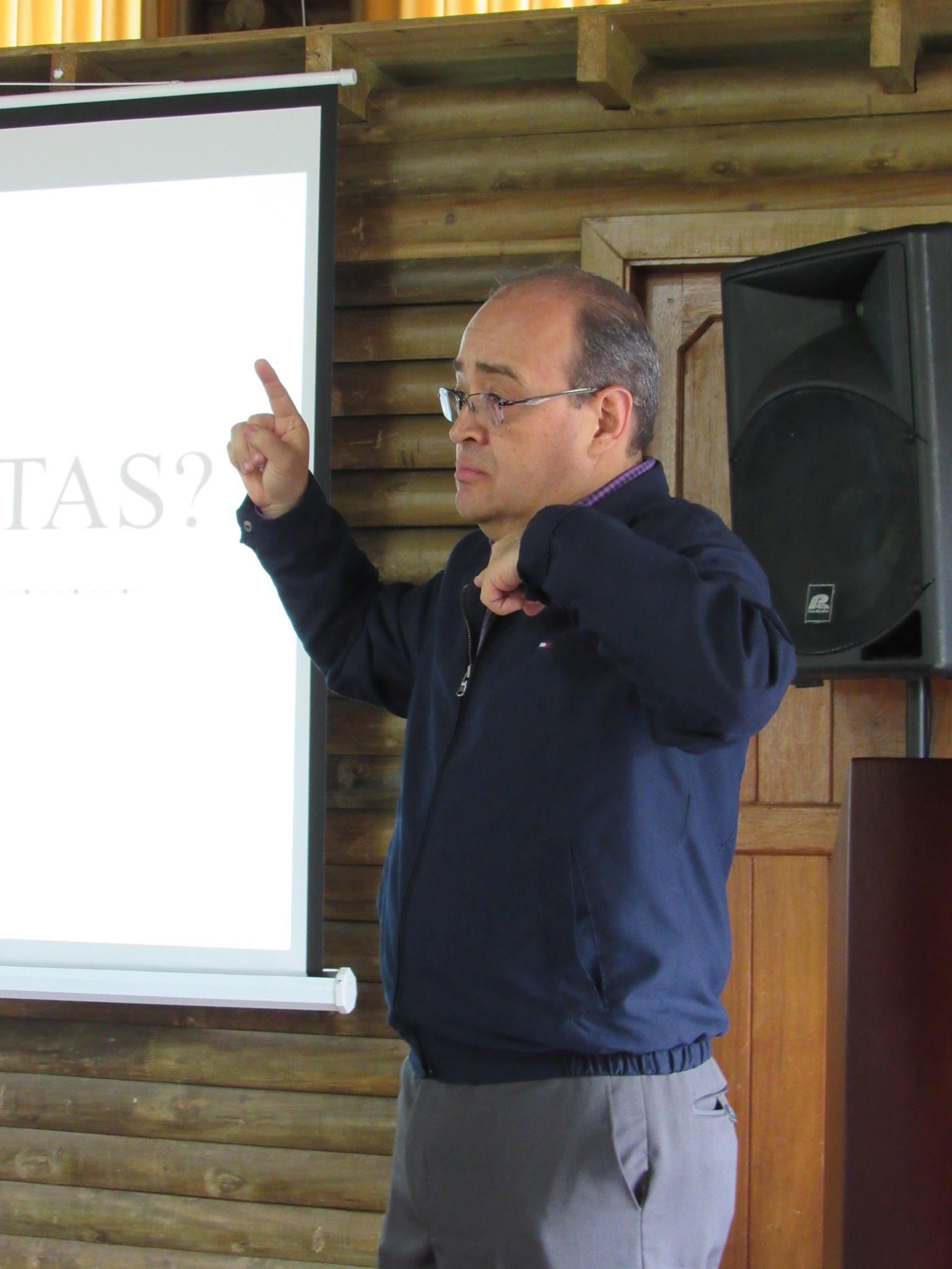 Seminario de derecho hotelero capacitación en SAYCO Y EGEDA