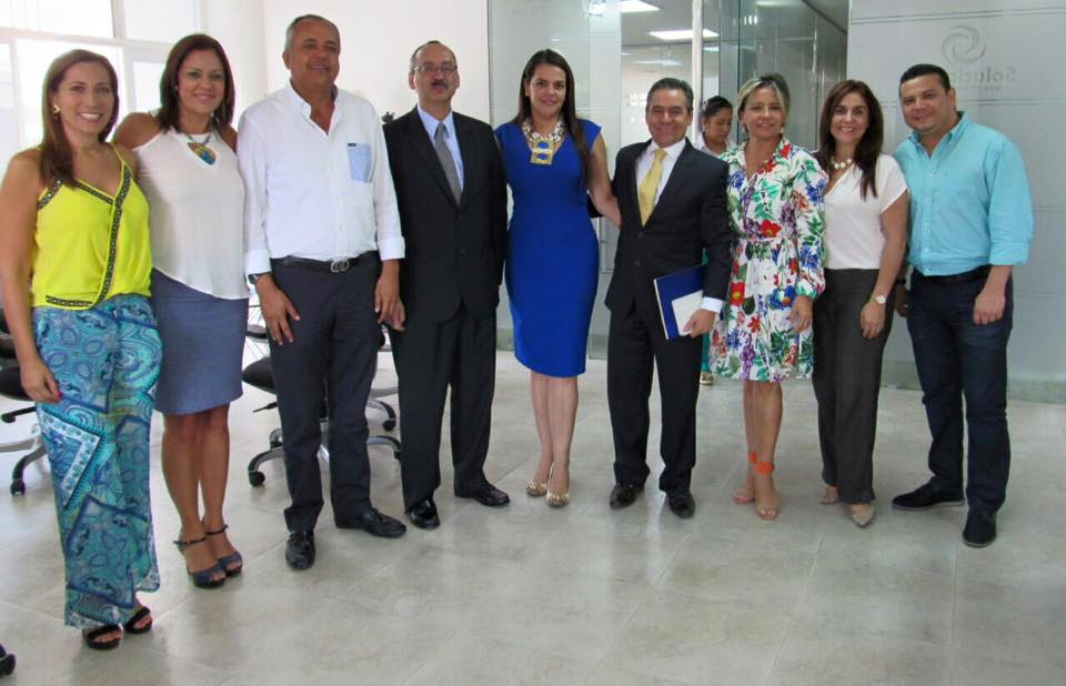 Reunión Gobernación del Tolima – 2016