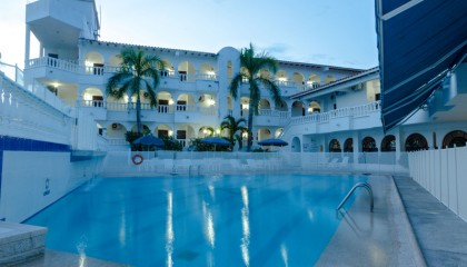Hotel COMFACUNDI San Marcos