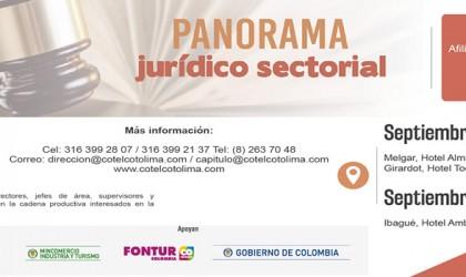Panorama Jurídico Sectorial