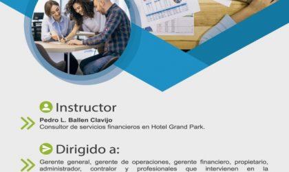 Gestión Contable y Financiera para Hoteles